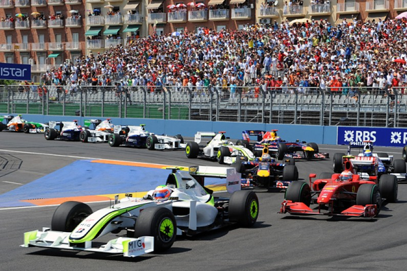F1 S 2017 Regulation Changes Tougher Than 09 Says