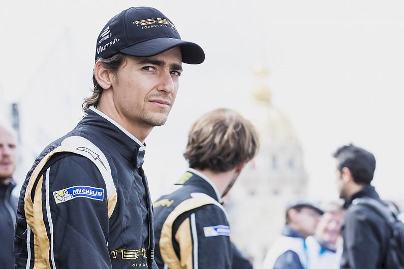 [IndyCar] 古铁雷斯希望尝试IndyCar