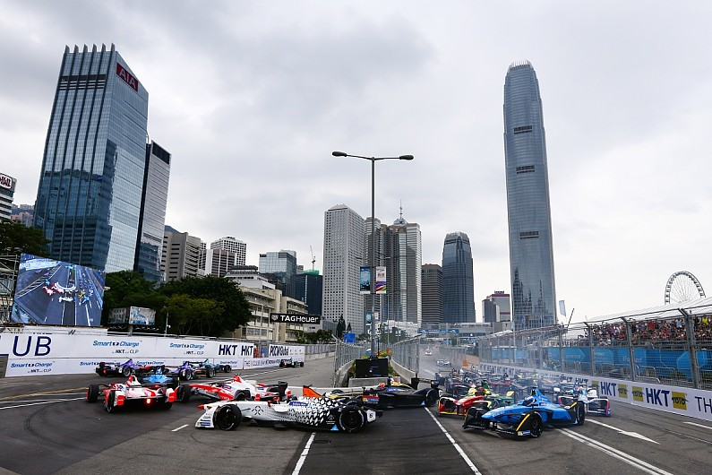 Hong Kong ePrix: Mahindra take victory following Abt's disqualification