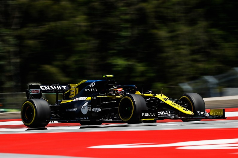 Renault protest legality of Racing Point cars