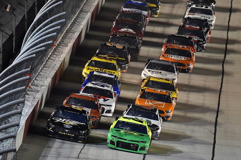 Talladega NASCAR races re-scheduled for June with no spectators