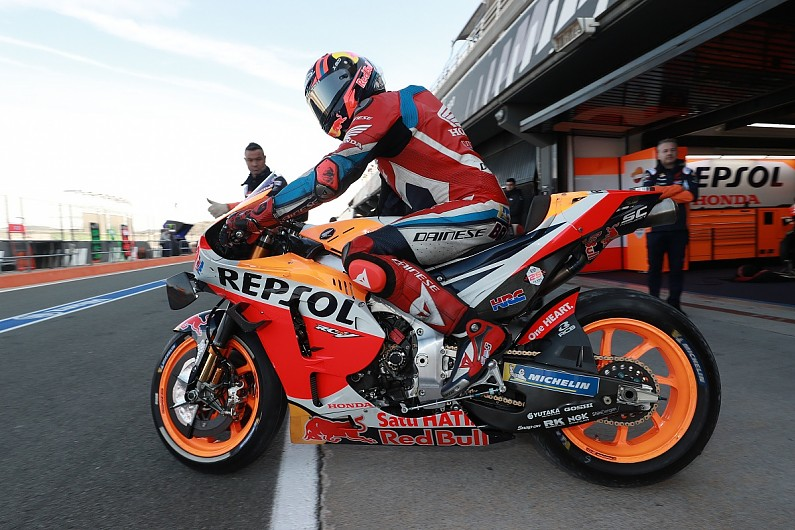 Marquez out of Czech MotoGP with Bradl stepping in