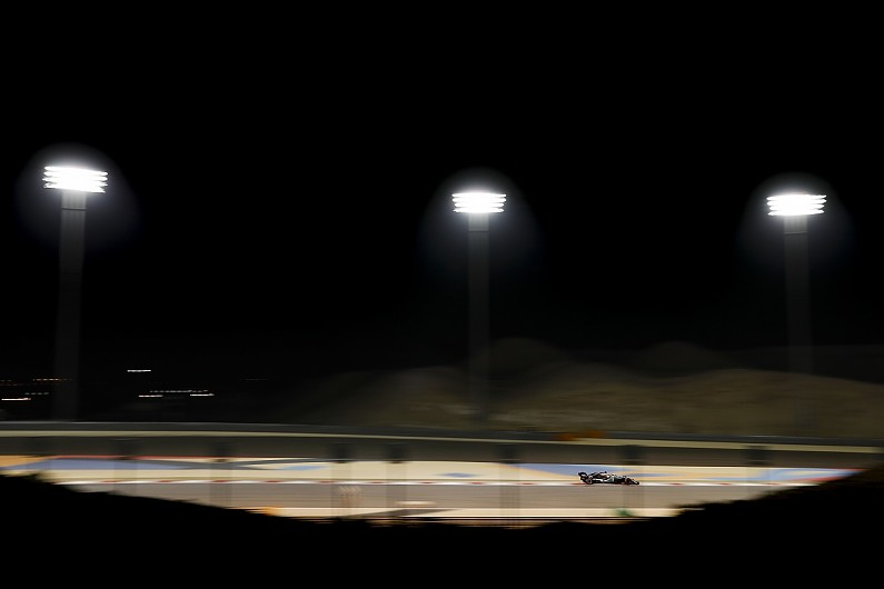 F1 to run second Bahrain race on track's super-fast 'Outer' track