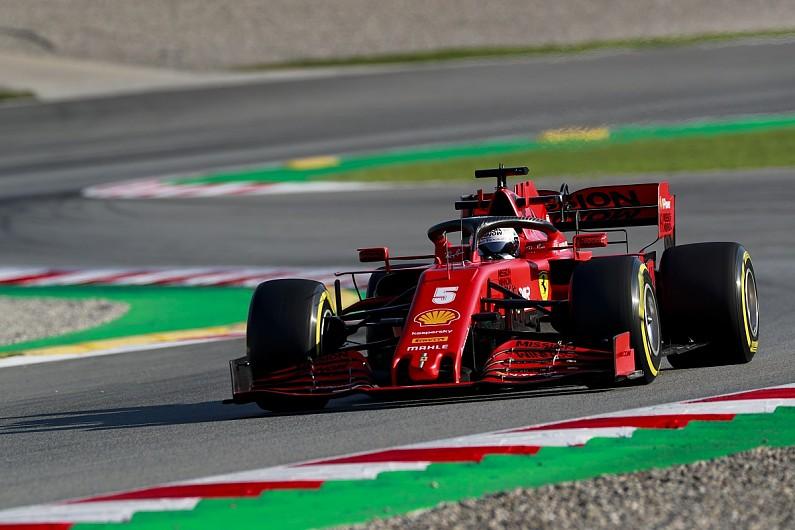 Vettel hints at new Ferrari deal before racing resumes
