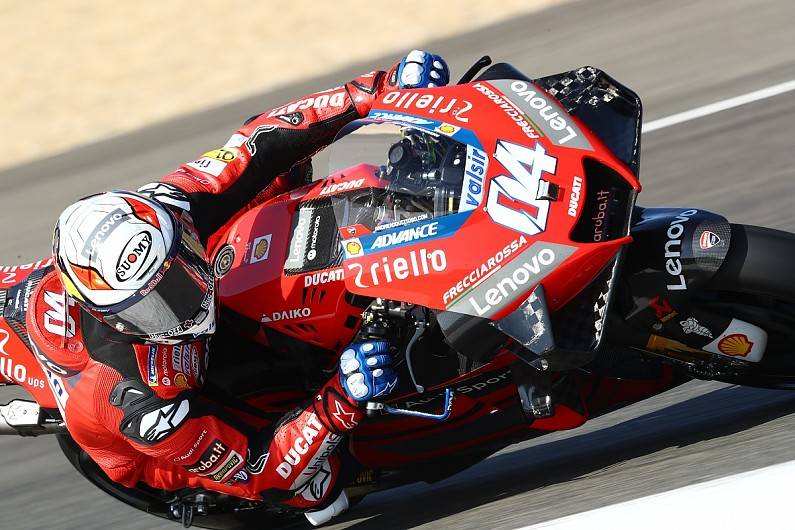 Nakagami fastest in tight opening Czech MotoGP practice