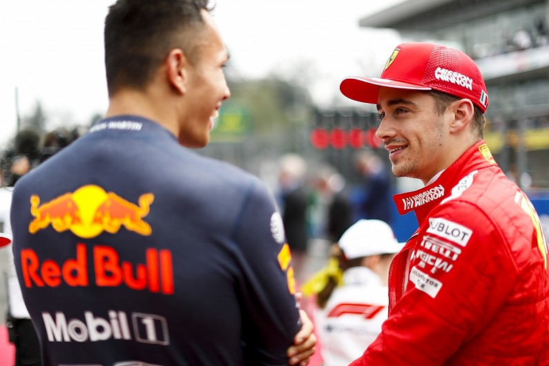 Sergio Aguero to race in Virtual GP against Alex Albon, Charles Leclerc