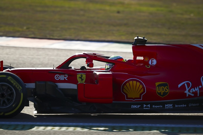 Sainz's debut with Ferrari: 'A day I will never forget'