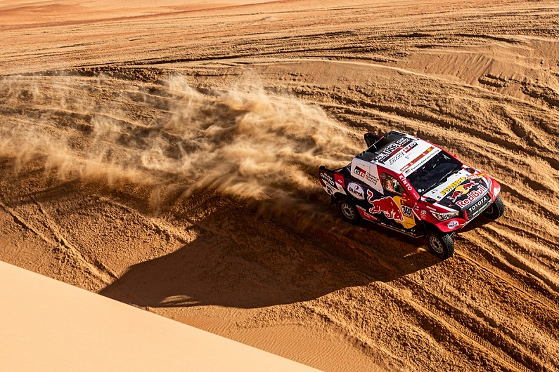 Dakar Rally New Route And Rules Revealed