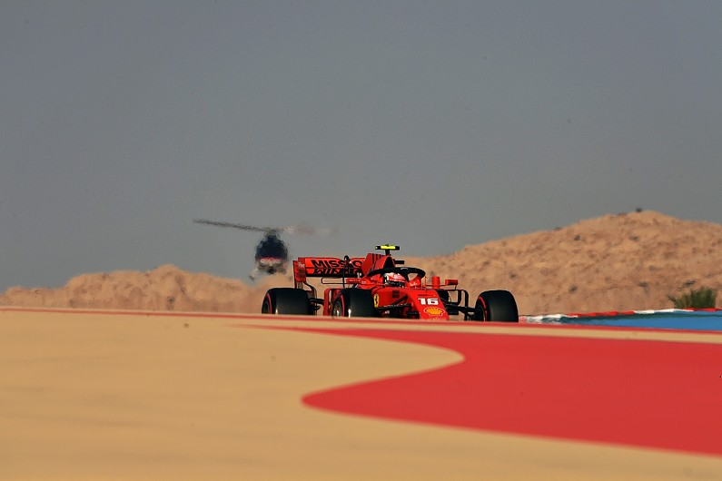 Bahrain to host two Grand Prix races on separate tracks