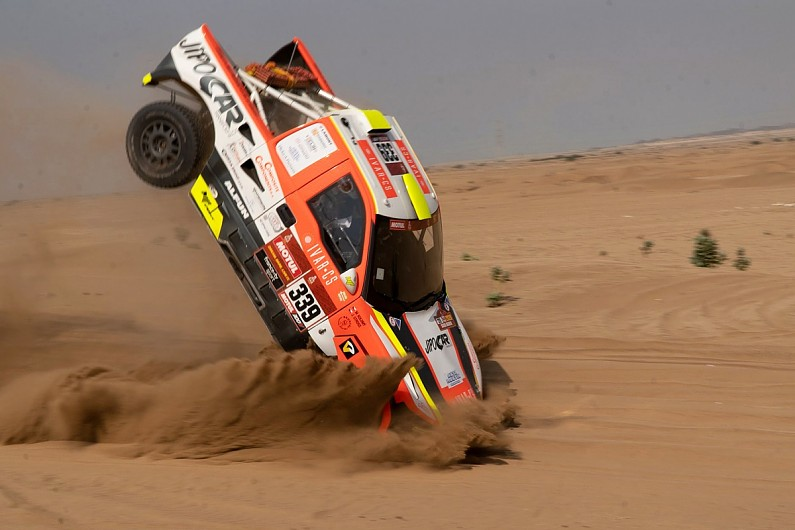 Dakar Rally: Price takes 1st stage in Saudi Arabia