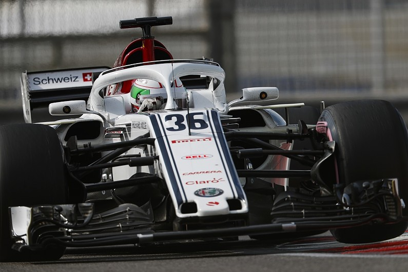 Sauber rebranded as Alfa Romeo for 2019 F1 season
