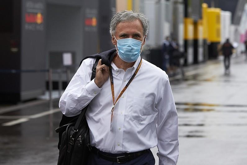 Talks over becoming F1 boss