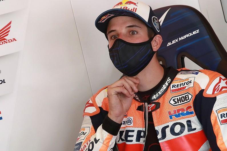 "Alex Marquez gets ""confidence a rookie needs"" from factory Honda MotoGP team"