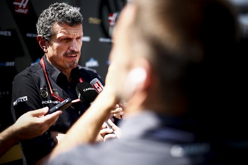 Haas ready to impose team orders on Grosjean, Magnussen