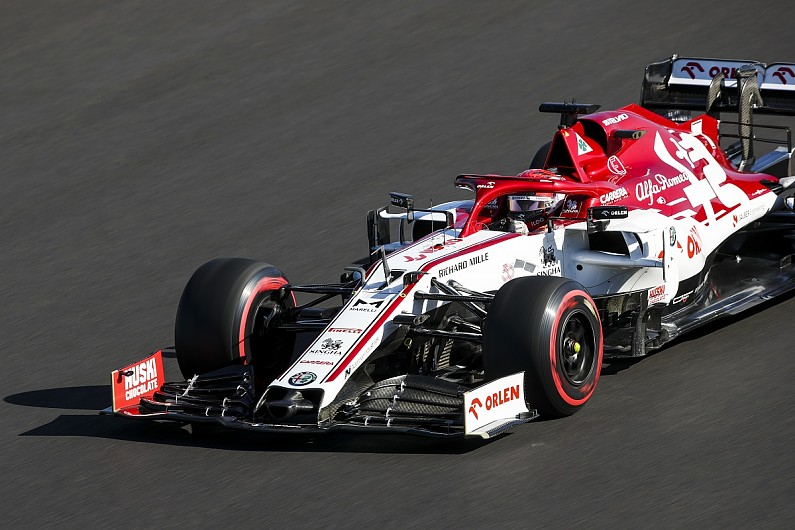 Alfa Romeo extends Sauber F1 naming rights deal into 2021