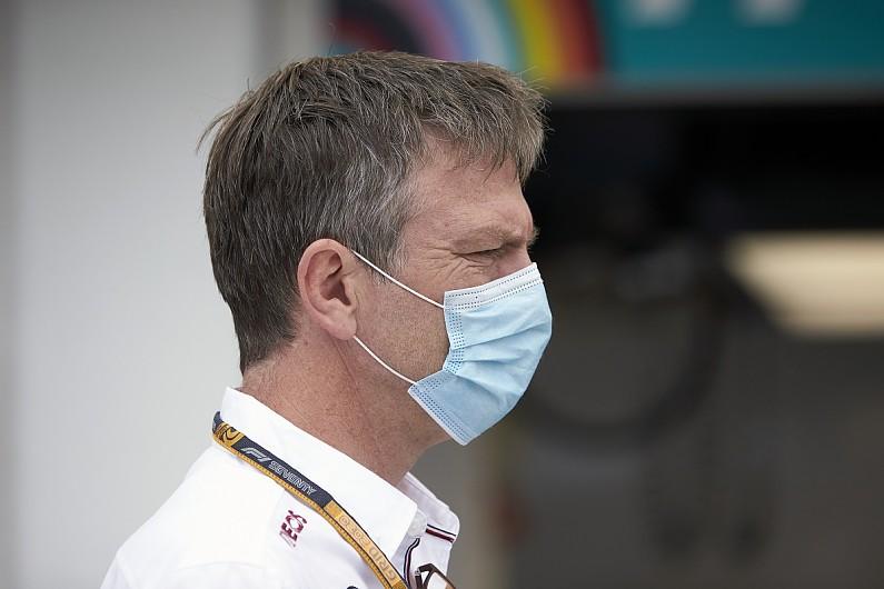 Bottas is feeling the heat in Mercedes' black overalls
