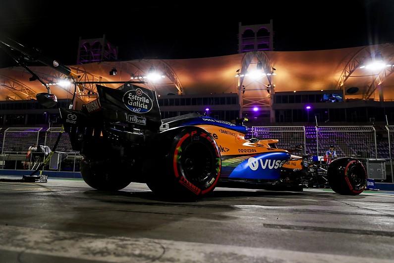 Norris hit with Sakhir GP grid drop after engine change
