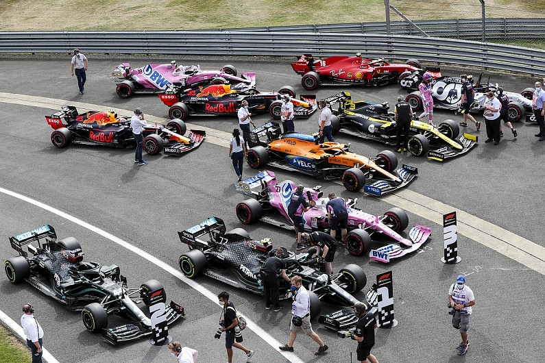 Renault wants Racing Point to lose all F1 points in 'copying' saga