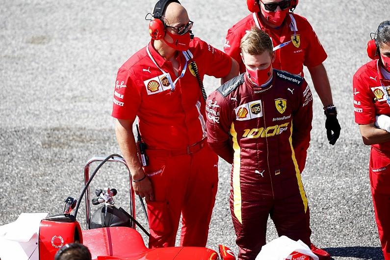 Mick Schumacher and Callum Ilott handed F1 practice slots