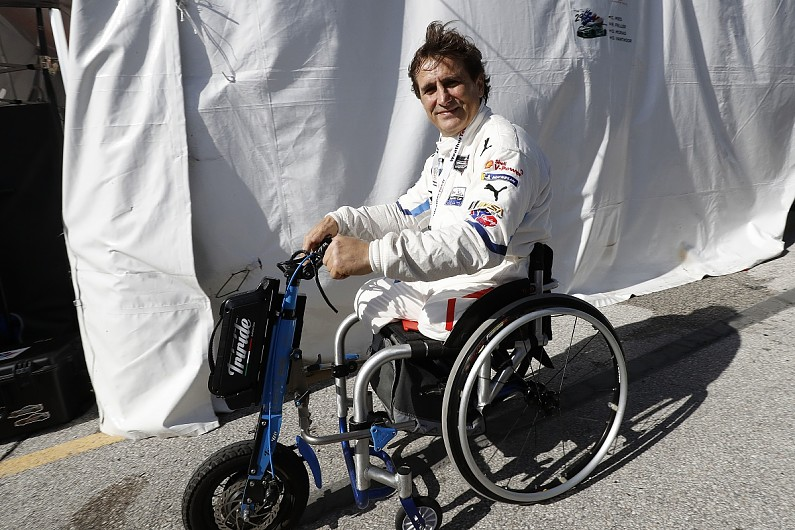 Zanardi to gradually be brought out of medically-induced coma