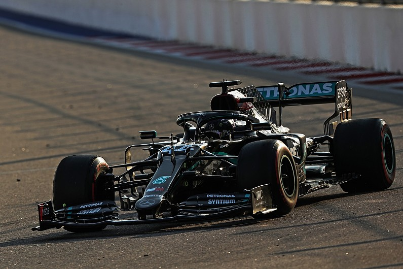 Hamilton remains on pole in Russian Federation following investigation