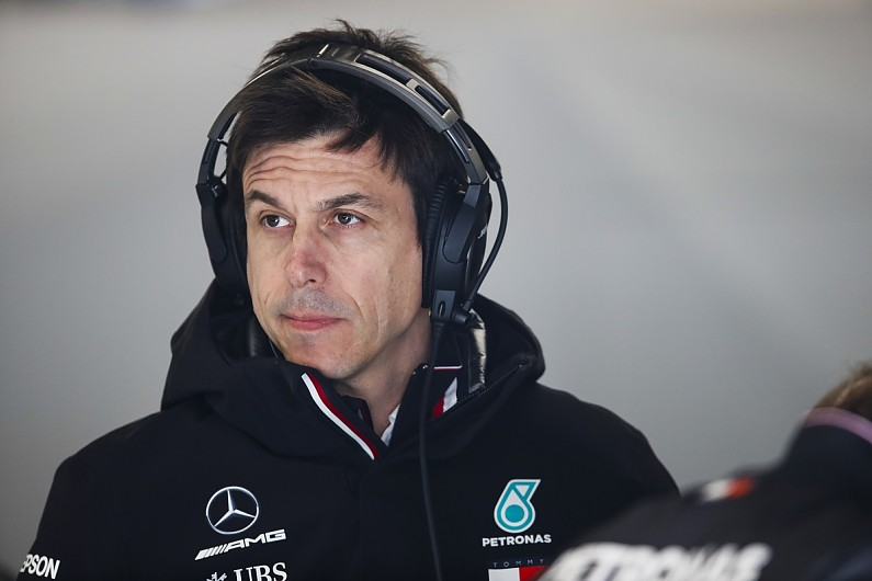 Wolff explains why Mercedes blocked reversed-grid race