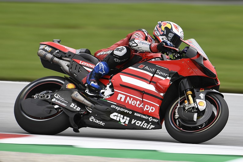 MotoGP 2020: Departing Dovizioso wins in Austria after horror crash