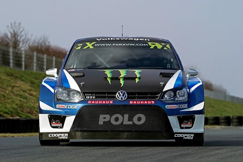 volkswagen motorsport the car volkswagen polo rx volkswagen