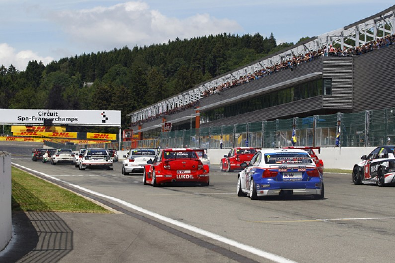 New TC3 Touring Car Series Eyes 2015 F1 Grand Prix Support