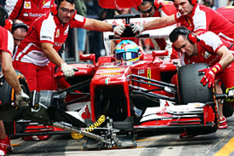 Jacks Used Cars >> Analysis: the secrets of a two-second F1 pitstop - F1 - Autosport