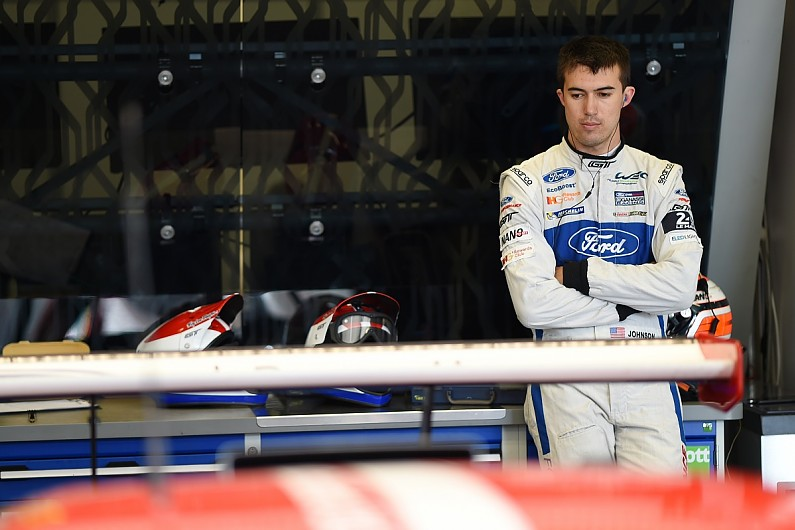 [MENCS] 福特WEC车手比利·约翰逊本周出战索诺玛