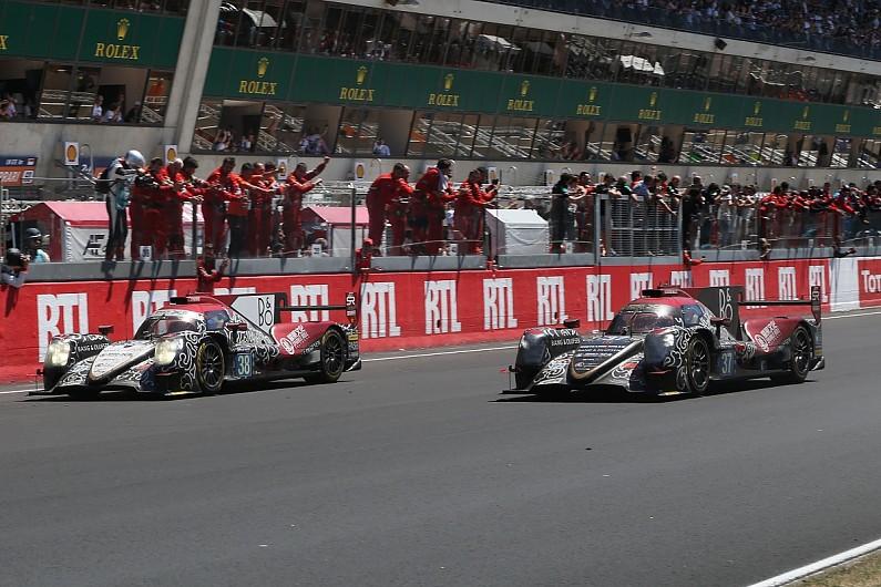 [WEC] 让·托德:未知车队领跑勒芒对比赛来说很棒