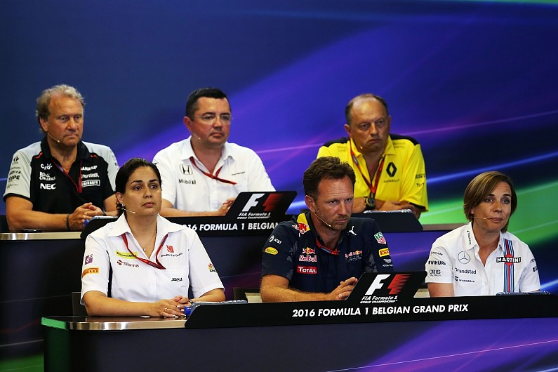 Belgian Grand Prix Friday F1 Press Conference Full