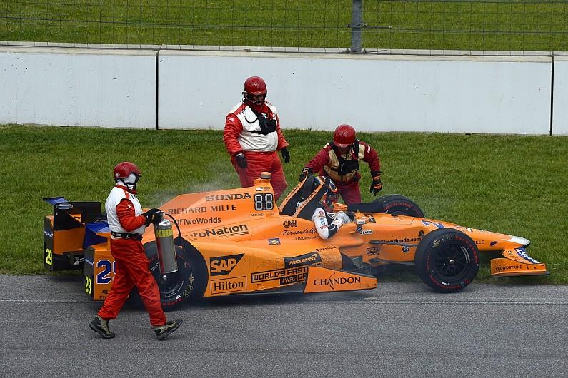 [IndyCar] 本田终于找到引发引擎可靠性问题的原因