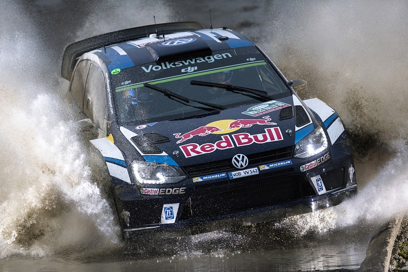 Volkswagen announces exit from WRC