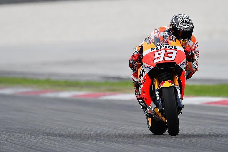 Marc Marquez less worried by Honda's 2017 MotoGP test troubles - MotoGP - Autosport