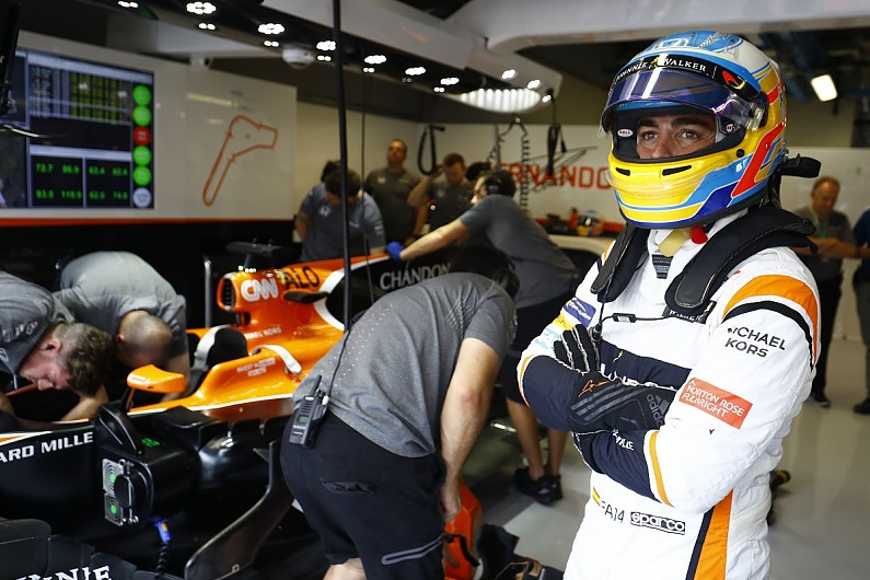 Fernando Alonso rubbishes reports of rift with McLaren over Honda