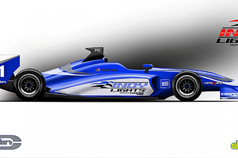 Carlin Aims For Indycar After Launching 2015 Indy Lights
