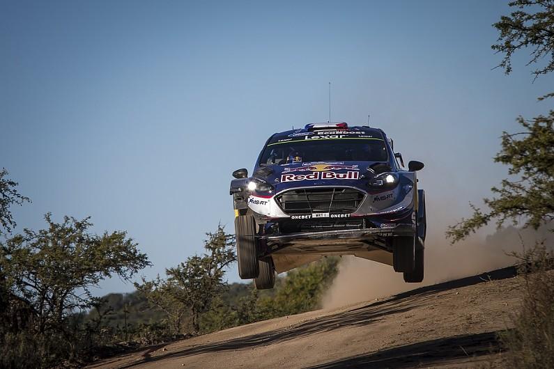 [WRC] 本周葡萄牙站M-Sport为奥吉尔准备一台新车