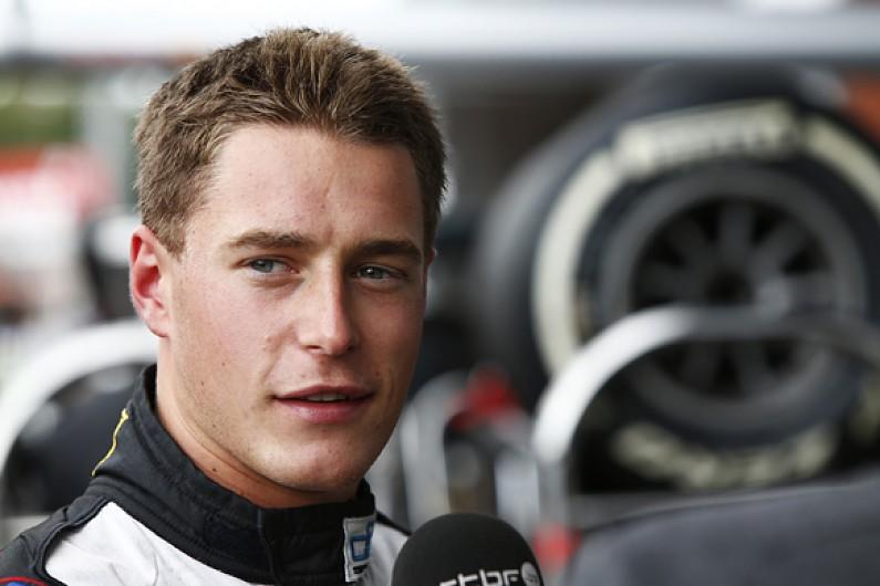 Stoffel Vandoorne, Piloto de F1 em 2017 Foto By Auto Sport