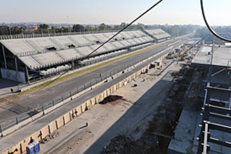 Analysis will formula 1 39 s mexican grand prix revival be a for Puerta 6 autodromo hermanos rodriguez metro