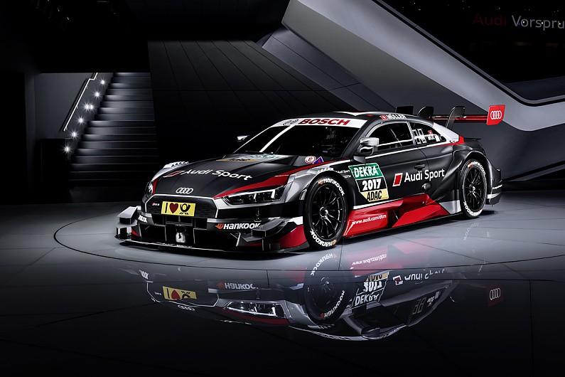 Audi reveals 2017 DTM RS5 for rules revamp - DTM - Autosport