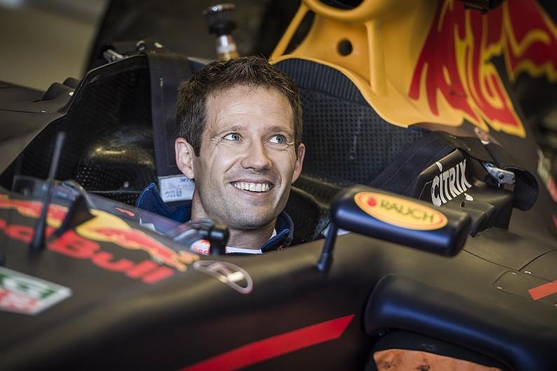 [WRC] 奥吉尔试驾F1赛车