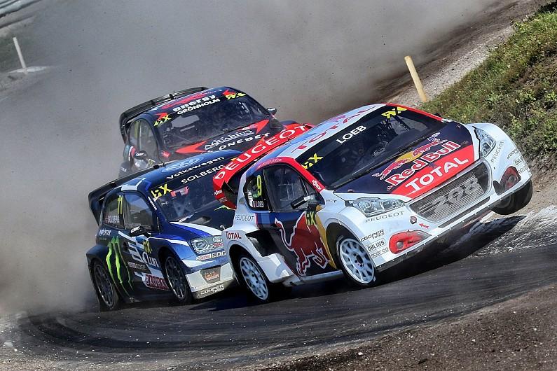 [WRX] WRX最快在2020赛季引入电动赛车