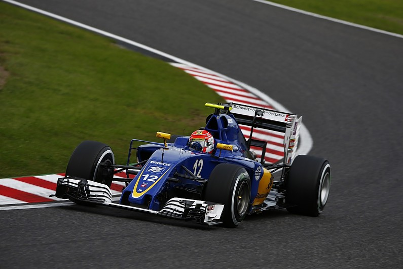 Sauber Will Use Year Old Ferrari Engines For 2017 F1