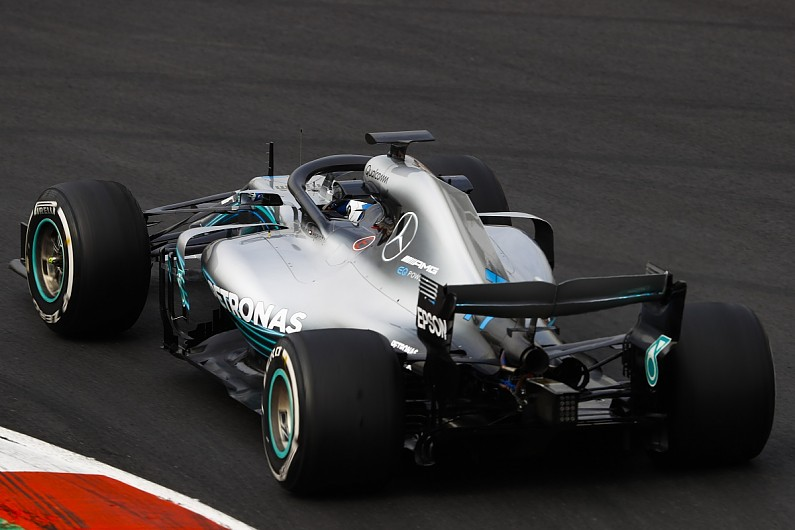 Ferrari's Vettel fastest as Hamilton leaves it to Bottas