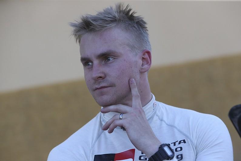 [WRC] 拉皮代表丰田参加本赛季剩余分站