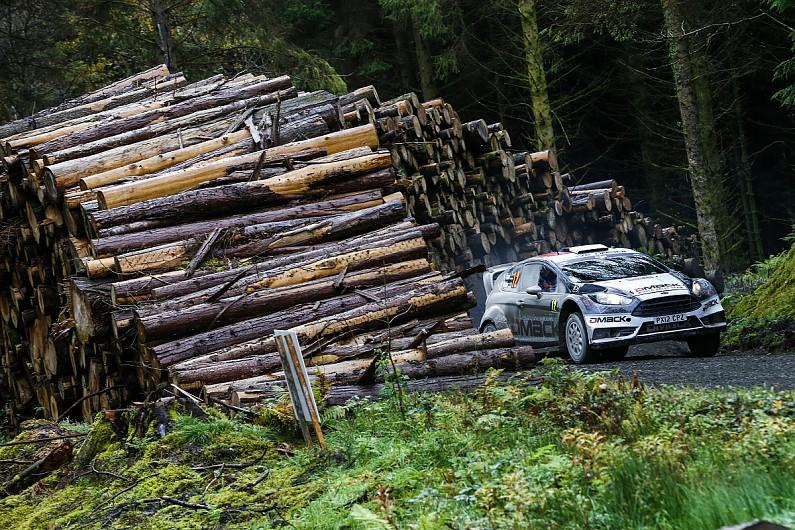 [WRC] 迫于车队压力,英国拉力赛调整赛段