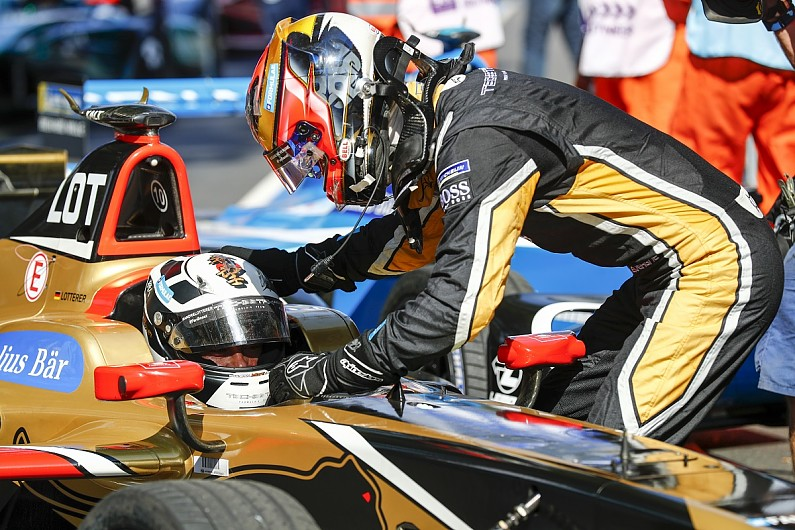 Jean-Eric Vergne resists Andre Lotterer attack in thrilling Santiago one-two