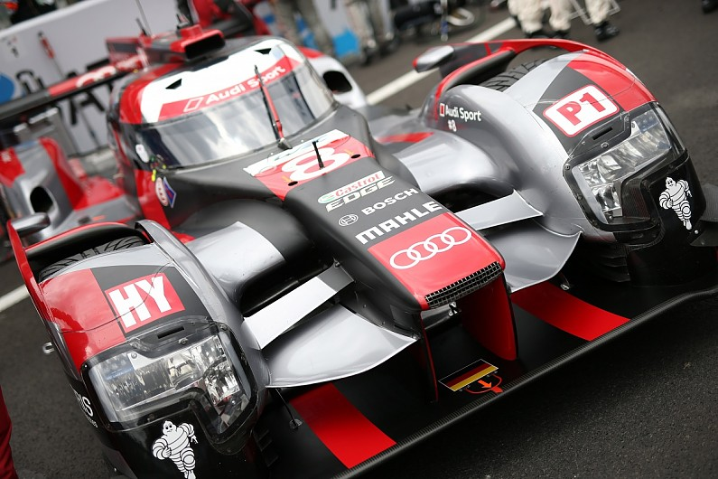 Audi Sport to withdraw at the end of 2016
